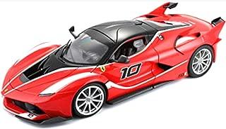Maisto Ferrari FXX K Yellow 1:18 Scale Car Special Edition
