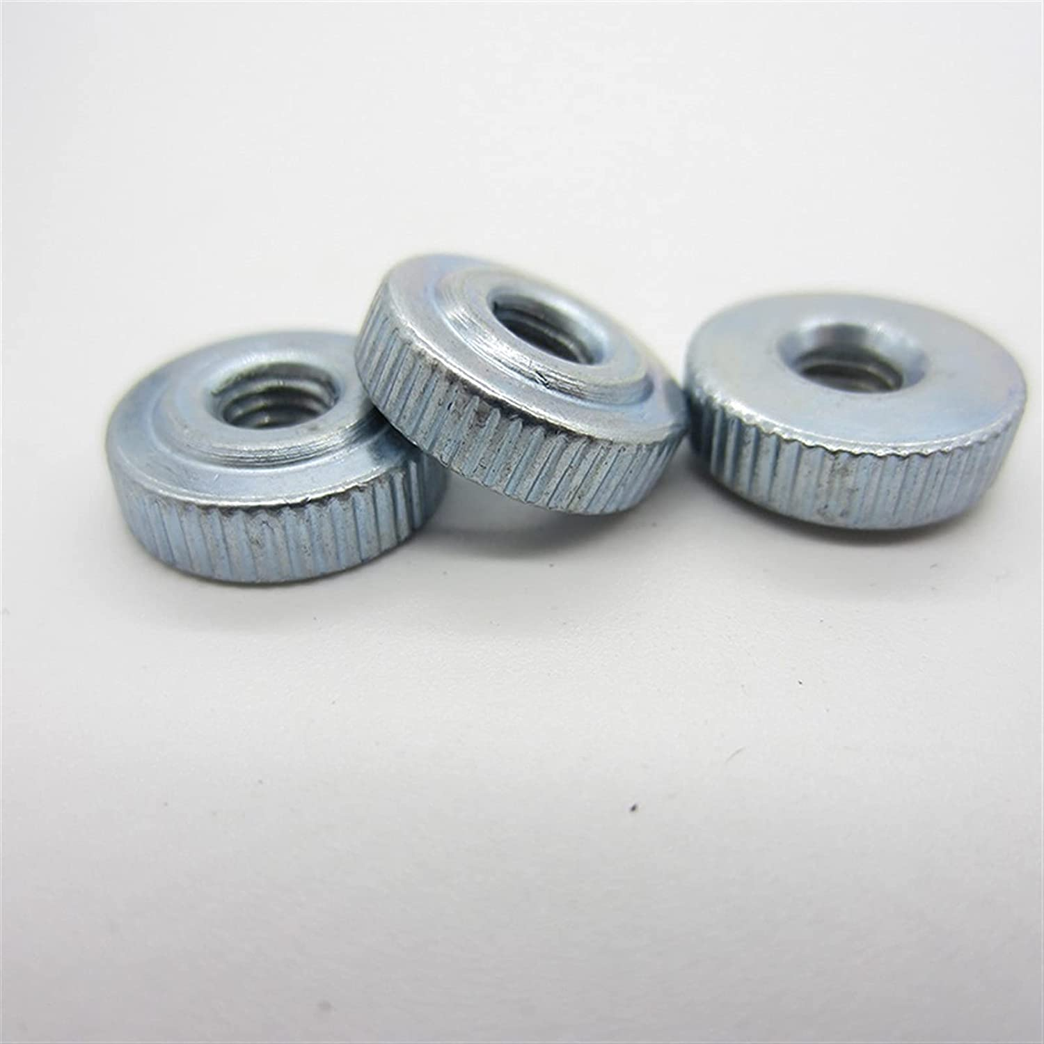 YMBHUO Stainless Steel nut 10Pcs DIN467 M5 M3 quality assurance Challenge the lowest price of Japan ☆ M4 Carbon GB807 M6