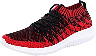 GRIPY Sneakers for Men Casual Shoes Running Shoes Ultra Light Woven Sneakers Shoes Sport Shoes for Men