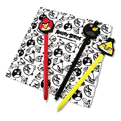 Angry Birds Character Stylus Set (Nintendo DS/3DS)