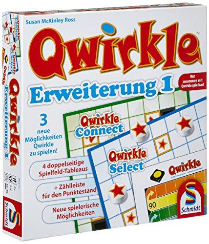 Schmidt Spiele 49271 - Qwirkle Erweiterung
