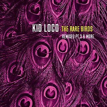 The Rare Birds Remixes, Pt.3 & More
