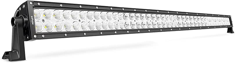LED Light Bar Nilight 42Inch 240W  Spot Flood Combo LED Driving Lamp Off Road Lights LED Work Light for Trucks Boat Jeep Lamp,2 Years Warranty