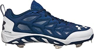 Best under armour spine baseball cleats white Reviews