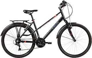 Bicicleta Mobilidade Caloi Urbam Aro 26 Câmbio Shimano Preta