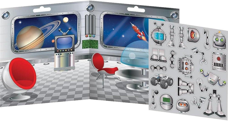 servicio honesto Imaginetics Robots Regla Set Set Set  caliente