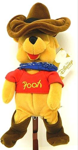 compra limitada Disney's Winnie the Pooh Cowboy 8  Plush Beanie Beanie Beanie by Disney  muchas sorpresas