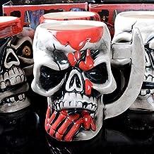 Bazaar creatieve schedel mok piraat keramiek koffi...