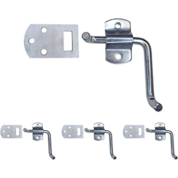2 Side Gate Latch Sets for Stake Body Trucks