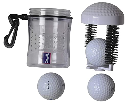 Swiss Ascent Golf Ball Washer Cleaner