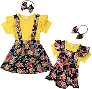 Best matching birthday outfits for sisters Reviews