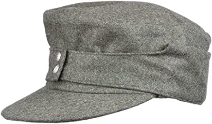 dff59e3a60d Heerpoint Reproduction Wwii Ww2 German Wh Em M43 panzer wool field Hat Cap