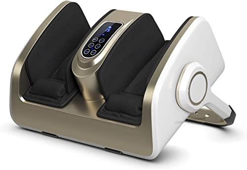 new arrival Giantex Shiatsu Foot Massager, Foot Calf Massage outlet sale Machine with Heat, Deep Kneading&Air Compression for Foot Calf Leg Arm, sale Heat and Vibration outlet online sale