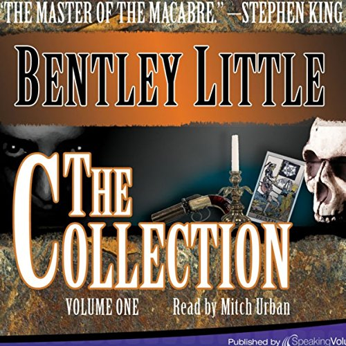 The Collection, Volume 1 audiobook cover art
