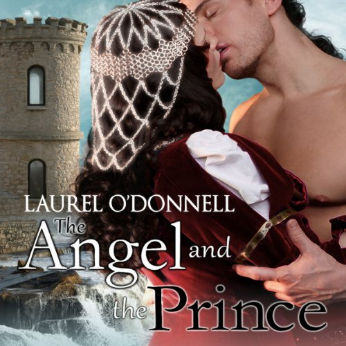 The Angel and the Prince audiobook cover art