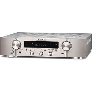 マランツ Marantz NR1200 ネットワークレシーバー、HDMIセレクター搭載のHi-Fiステレオアンプ NR1200/FN