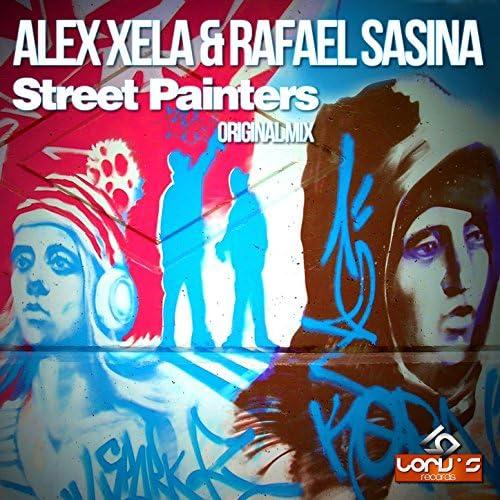 Alex Xela & Rafael Sasina