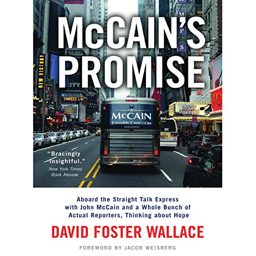 McCain's Promise audiobook cover art