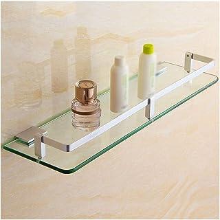YF-SURINA Organisateur de rangement étagère de rangement pour le bain étagères de salle de bain étagères de douche mural p...