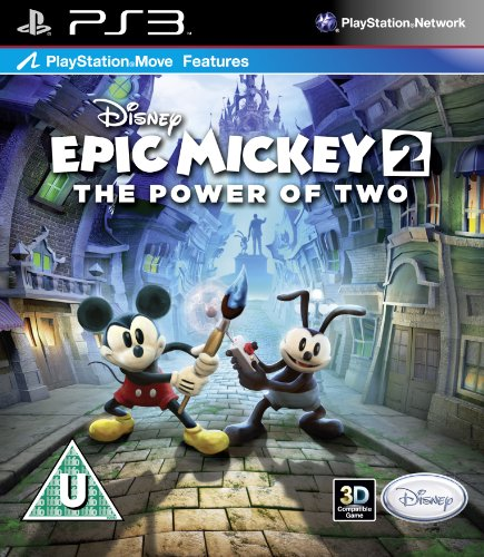 Disney Epic Mickey 2 - The Power of Two (PS3) [PS3] [UK Import]