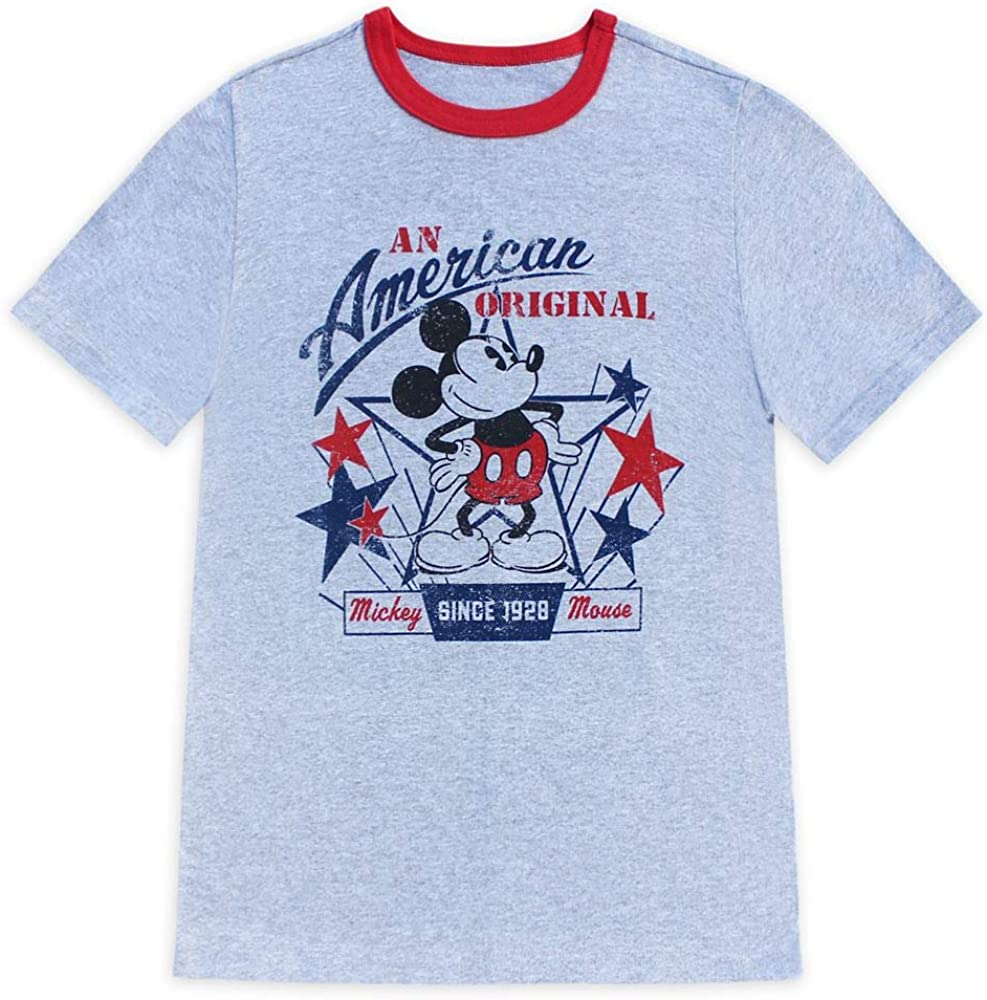 Disney Mickey Mouse Americana Shirt for Boys