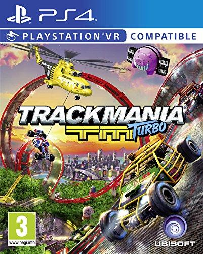 Trackmania Turbo (Sony PS4)