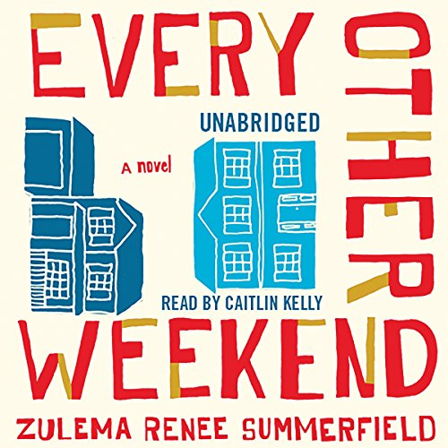 Every Other Weekend audiobook cover art