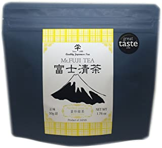 富士清茶 釜炒緑茶 Mt.FUJI Tea Pan-fired green tea