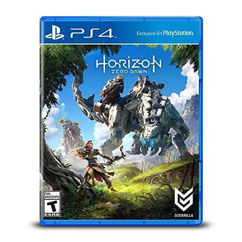 Horizon Zero Dawn (LATAM) PS4