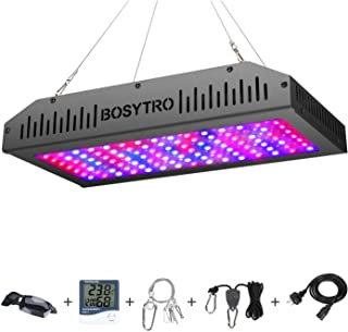 1200W LED Plant Grow Light Full Spectrum Indoor Plants Light Growing Lamp for Daisy Chain, Rope Hanger,Hydroponic Greenhou...
