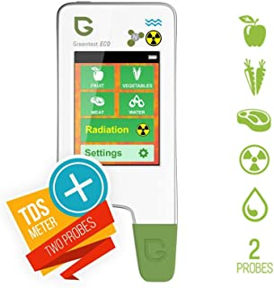 Greentest Eco5 All-In-One Food Nitrate Checker (Meat, Fruit & Vegetable