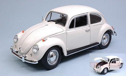 verdelight verde13510 Volkswagen Beetle 1967 Right Hand Drive Lotus blanco 1 18 Compatible con