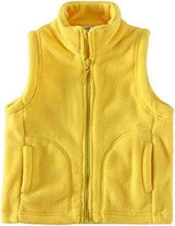Tygo /& Vito jeunes Boys Veste D/'hiver Veste Safety Yellow Doublure x007-6201-540