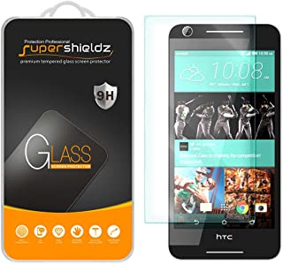 Supershieldz for HTC Desire 625 Tempered Glass Screen Protector, Anti-Scratch, Anti-Fingerprint, Bubble Free, Lifetime Replacement