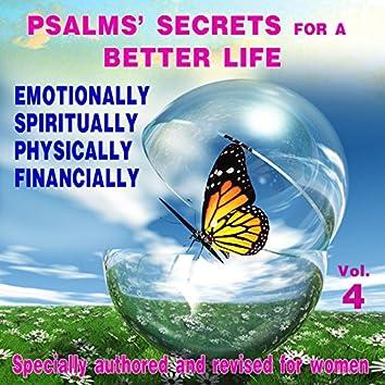 Psalms' Secrets for a Better Life, Vol. 4