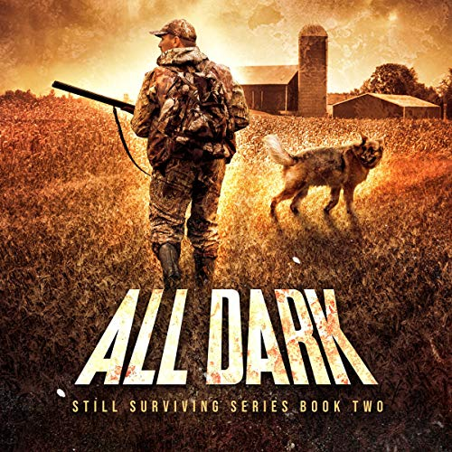 All Dark audiobook cover art