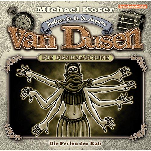 Die Perlen der Kali (Professor van Dusen 6) Titelbild