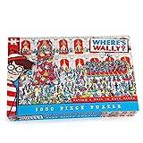 Paul Lamond Where' s Wally avendo Una Palla in Gaye Paree Puzzle da Pezzi