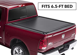 PowertraxONE MX Retractable Truck Bed Tonneau Cover | 70235 | fits Ram 1500, 2500 & 3500 6.5' Bed with RamBox Option (12-18)