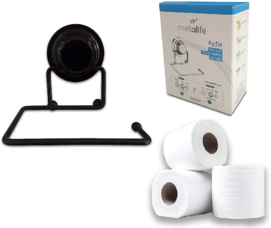 Vacuum Toilet Paper Memphis Mall Recommendation Holder - Washroom Kitchen Ho Bathroom Tissue