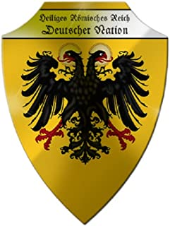 Holy Roman Empire German Nation Germany Medieval Coat of arms Eagle Flag - Escutcheon/Wall Sign