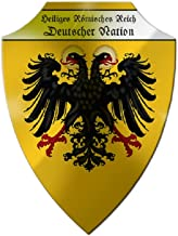 Holy Roman Empire German Nation Germany Medieval coat of arms eagle flag - Escutcheon / Wall Sign