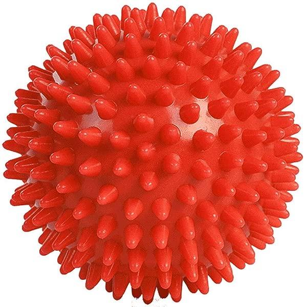 尖刺按摩触发点运动健身滚轴瑜伽球手脚疼痛缓解压力血液循环