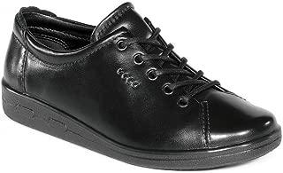 ECCO Soft II 009473 - Zapatos Casual de Cuero para Mujer