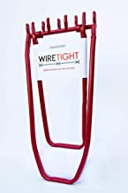 Wire Tight Fence Crimping Tool - Ranch Wire Tightener and Repair. Slick, High Tensile and Barbed Wire