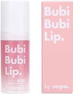 ブビブビリップ Bubi Bubi Lip/unpa. リップ スクラブ 唇 泡パック 韓国コスメ[国内正規品]