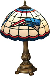 NFL New England Patriots Tiffany Table Lamp