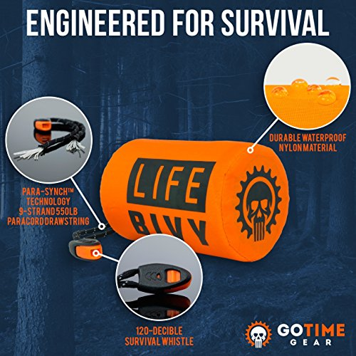 Go Time Gear Life Emergency Sleeping Bag