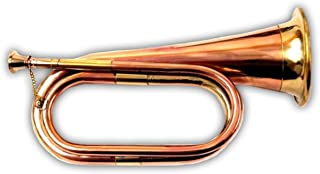 civil war bugle mouthpiece