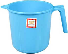 All Time Plastic 302081-270 Mug, Blue, 1L, Plastic